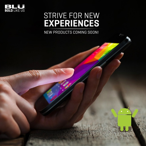 BLU to launch new Android smartphone in India this month