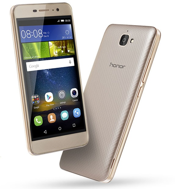 Huawei Honor Holly 2 Plus launched in India at Rs. 8,499
