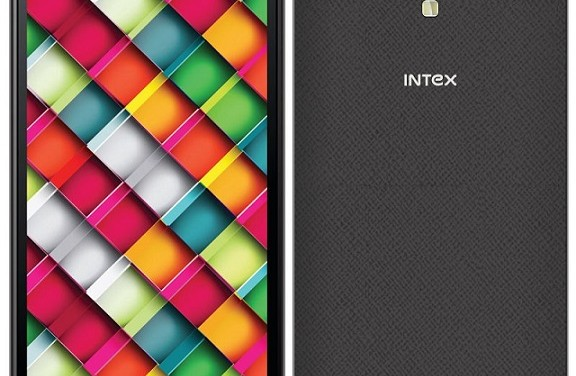Intex Cloud Crystal 2.5D with 3GB RAM listed online for Rs. 6,899