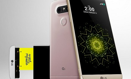 LG G5 officially launched in India, priced at Rs. 52,990