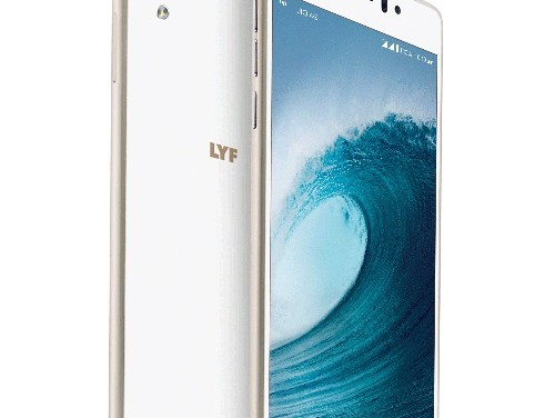 Reliance Jio LYF Water 1 launched in India for Rs. 14,999
