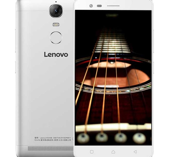 Lenovo Vibe K5 Note launched in India, price starts at Rs. 11,999