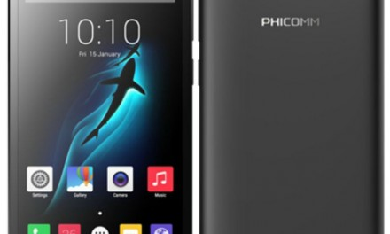 Phicomm Energy 2 E670 launched in India on Snapdeal for Rs. 5,499