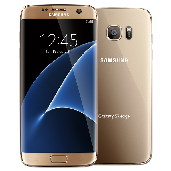 Samsung Galaxy S7 Edge with 5.5 inch Quad HD screen announced