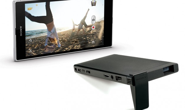 Sony Mobile projector MP-CL1 launched in India at Rs. 26,990