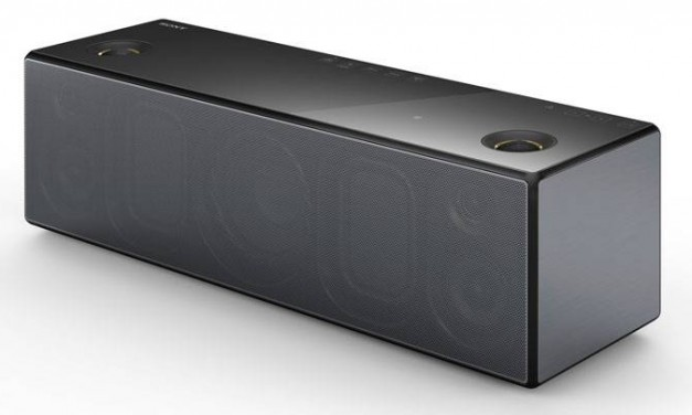 Sony launches Wireless Speaker Sony SRS X99 in India for Rs. 49,990