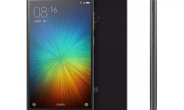 Xiaomi Mi 4s with Snapdragon 808 SoC, Fingerprint scanner announced