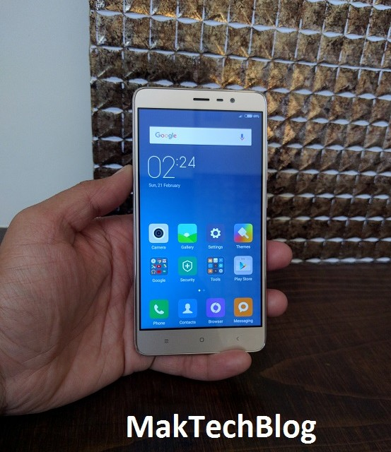 Exclusive: Xiaomi RedMi Note 3 launching in India on 29 February