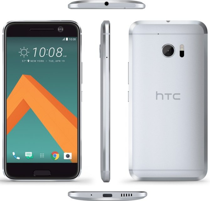 HTC Now Started Seeding Android Nougat Update for HTC 10 in India