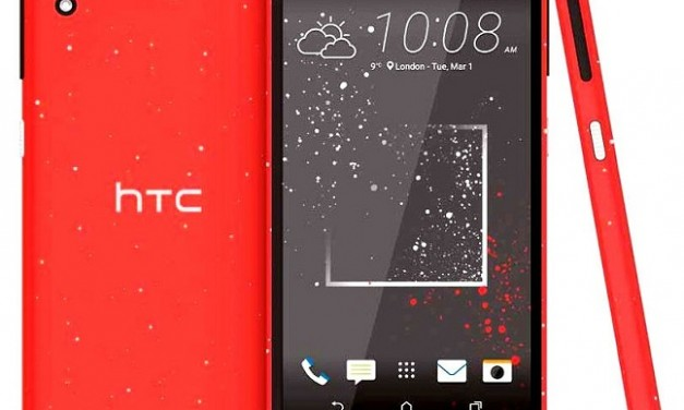 HTC Desire 630 Dual Sim available in India for Rs. 14,990