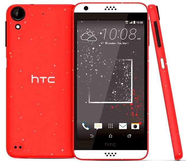 HTC Desire 630 with 5 inch HD screen coming soon to India