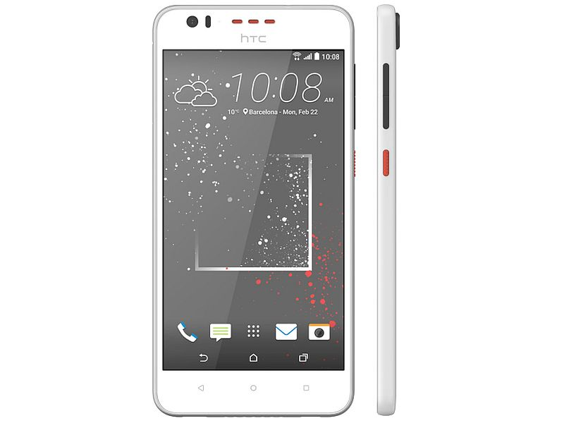 HTC Desire 825 with 5.5 inch HD screen launched in India for Rs. 18,990
