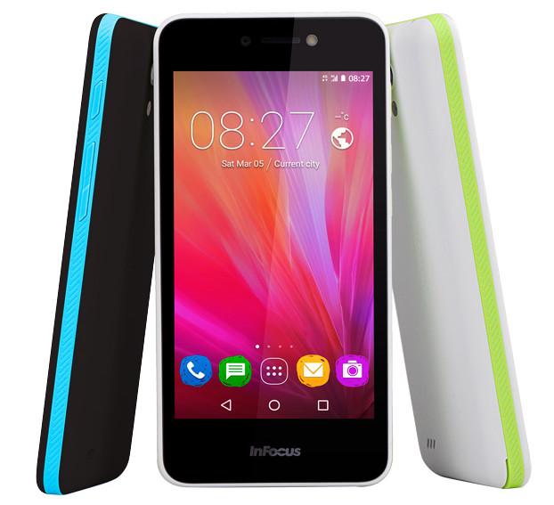 InFocus Bingo 10 with Android Marshmallow launched in India at Rs. 4,299