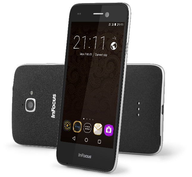 InFocus Bingo 50 with Android 6 Marshmallow launched in India at Rs. 7,499