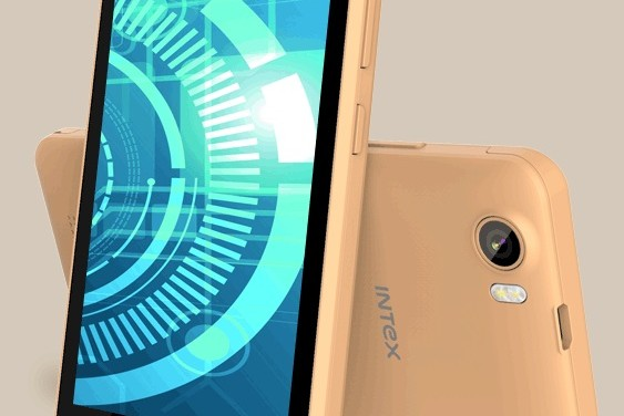 Intex Aqua 4G strong with 768MB RAM launched in India at Rs. 4,499