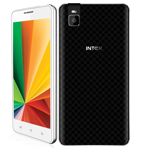 Intex Aqua Twist with rotating camera now available at Rs. 4,999