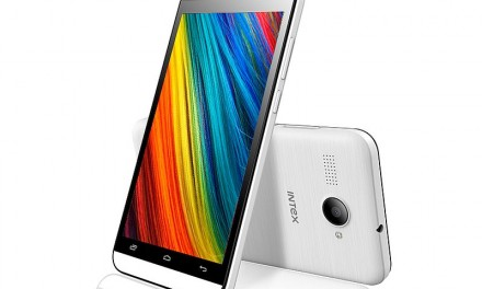 Intex Cloud Force launched in India for Rs. 4,999