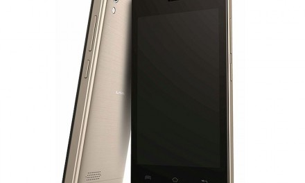 Lava A52 listed on company website in India for Rs. 3,599