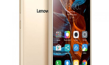 Lenovo Vibe K5 with 5 inch screen, Snapdragon 415 announced