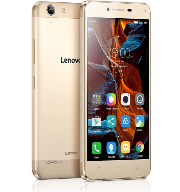 Lenovo Vibe K5 first flash sale to take place in India today