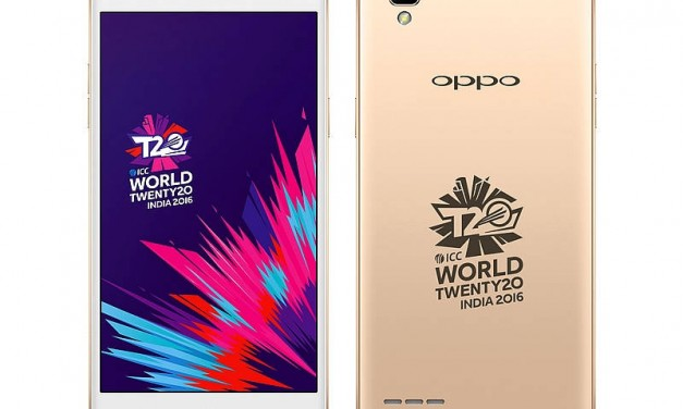OPPO F1 T20 Limited Edition launched in India at Rs. 19,990