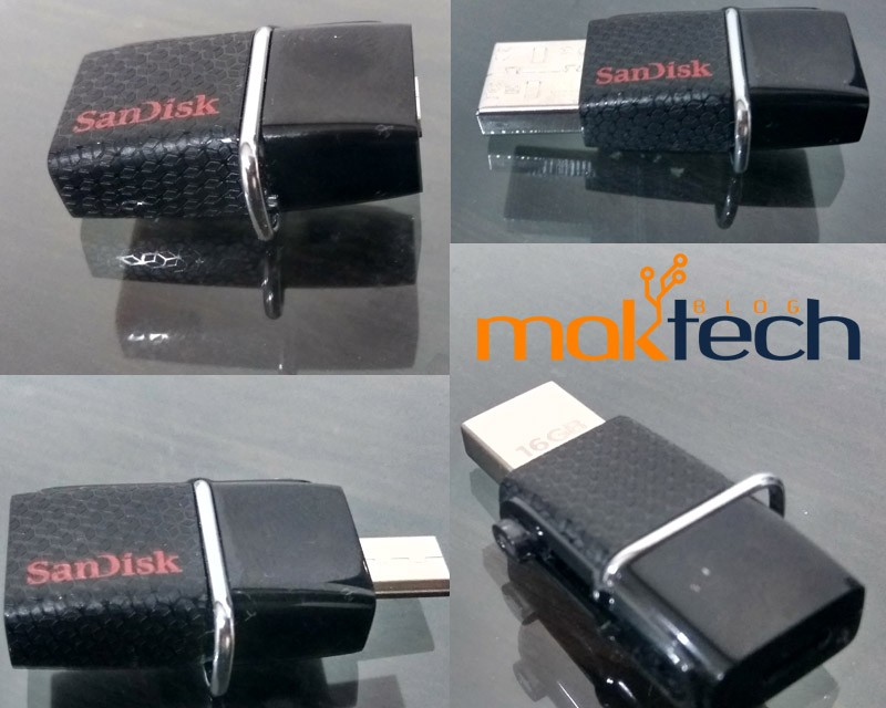 Review : SanDisk Ultra Dual USB Drive 3.0