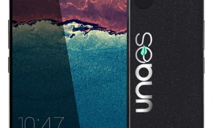 UnaPhone Zenith running on UnaOS announced