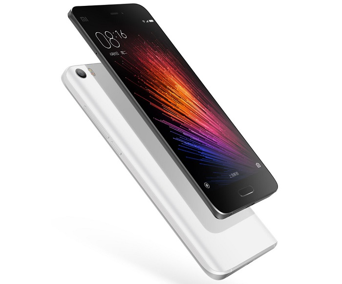 Xiaomi Mi 5 with 3GB RAM 32GB storage launched in India for Rs. 24,999