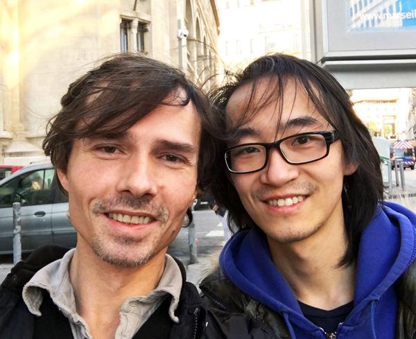 Alexandre Xin