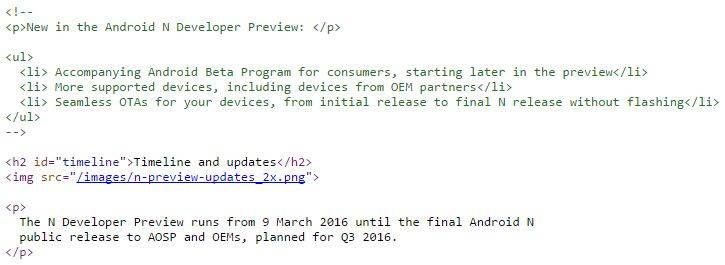 Android N Beta Non-Nexus