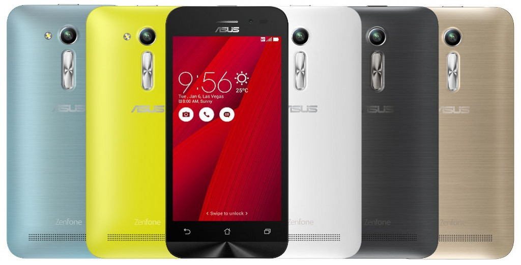 Asus Zenfone Go 4.5 2nd Gen launched in India, price starts at Rs. 5,299