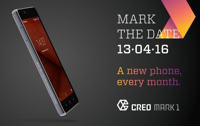 CREO Mark 1 invite