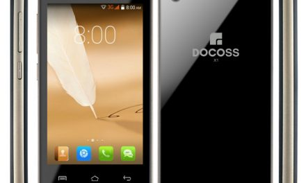 Docoss X1 another cheapest smartphone launched in India at Rs. 888