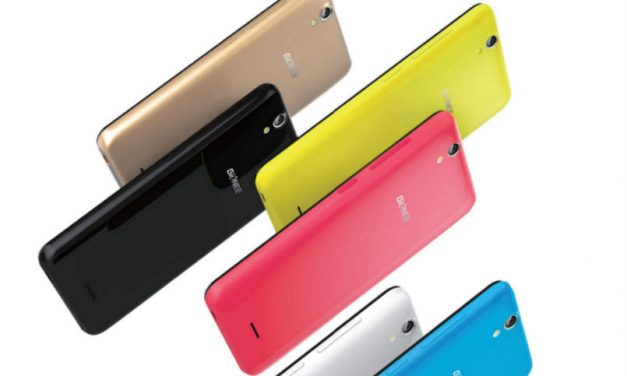 Gionee P5 Mini with 4.5 inch screen launched in India for Rs. 5,349