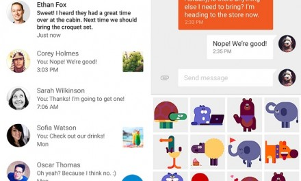 Google Messenger Android App gets new features with latest update