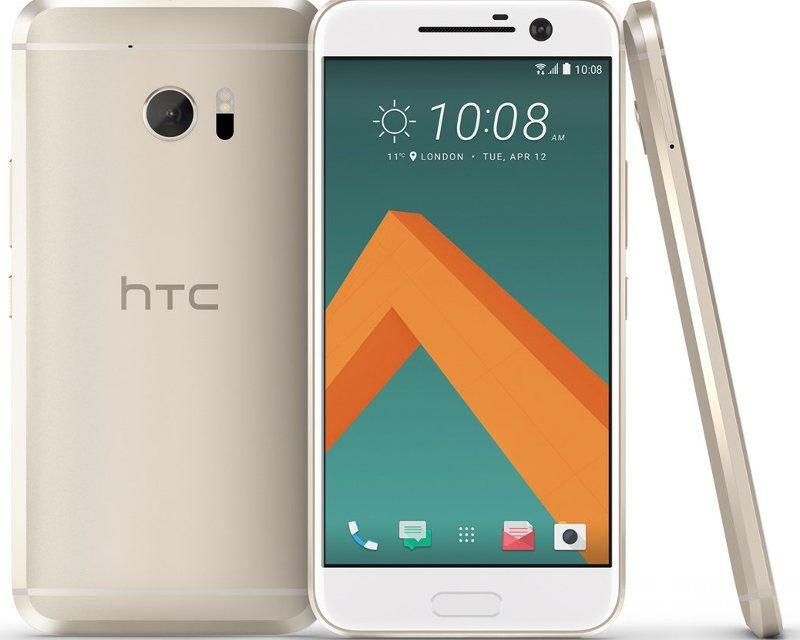 HTC 10 with Quad HD, Snapdragon 820 launched in India for Rs. 52,990