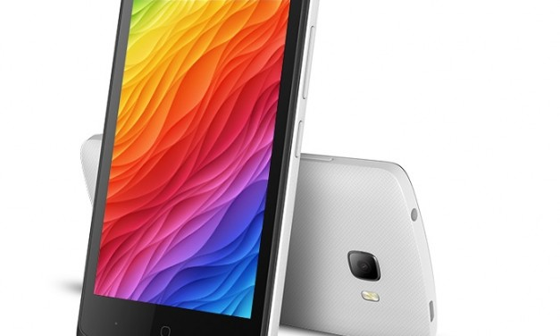 Intex Cloud Gem+ with 4 inch screen launched in India at Rs. 3,299