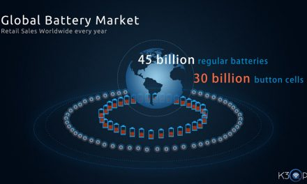 K3OPS Leads The Next Billion Dollar Market For Energy Harvesting
