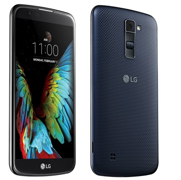 LG K10 LTE under 'Make in India' initiative launched at Rs. 13,500