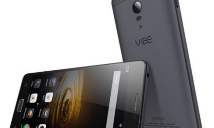 Lenovo Vibe P1 Turbo with 5,000mAh battery available in India for Rs. 17,999