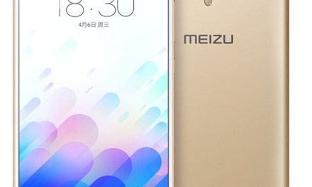 Meizu m3 note with mTouch fingerprint sensor announced in China