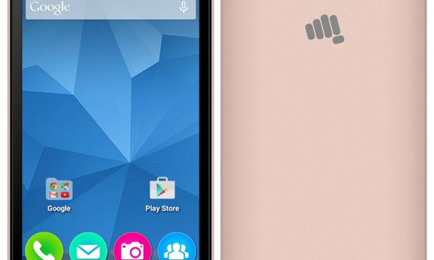 Micromax Canvas Spark 2 Plus with Marshmallow launched for Rs. 3,999