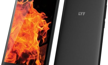 Reliance LYF Flame 1 with 4.5 inch screen available for Rs. 4,999