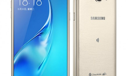 Samsung Galaxy J7 (2016) with 5.5 Full HD inch screen announced in China