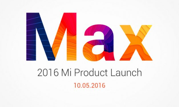 Xiaomi Mi Max with 6.4 inch screen to be launched on 10 May in China