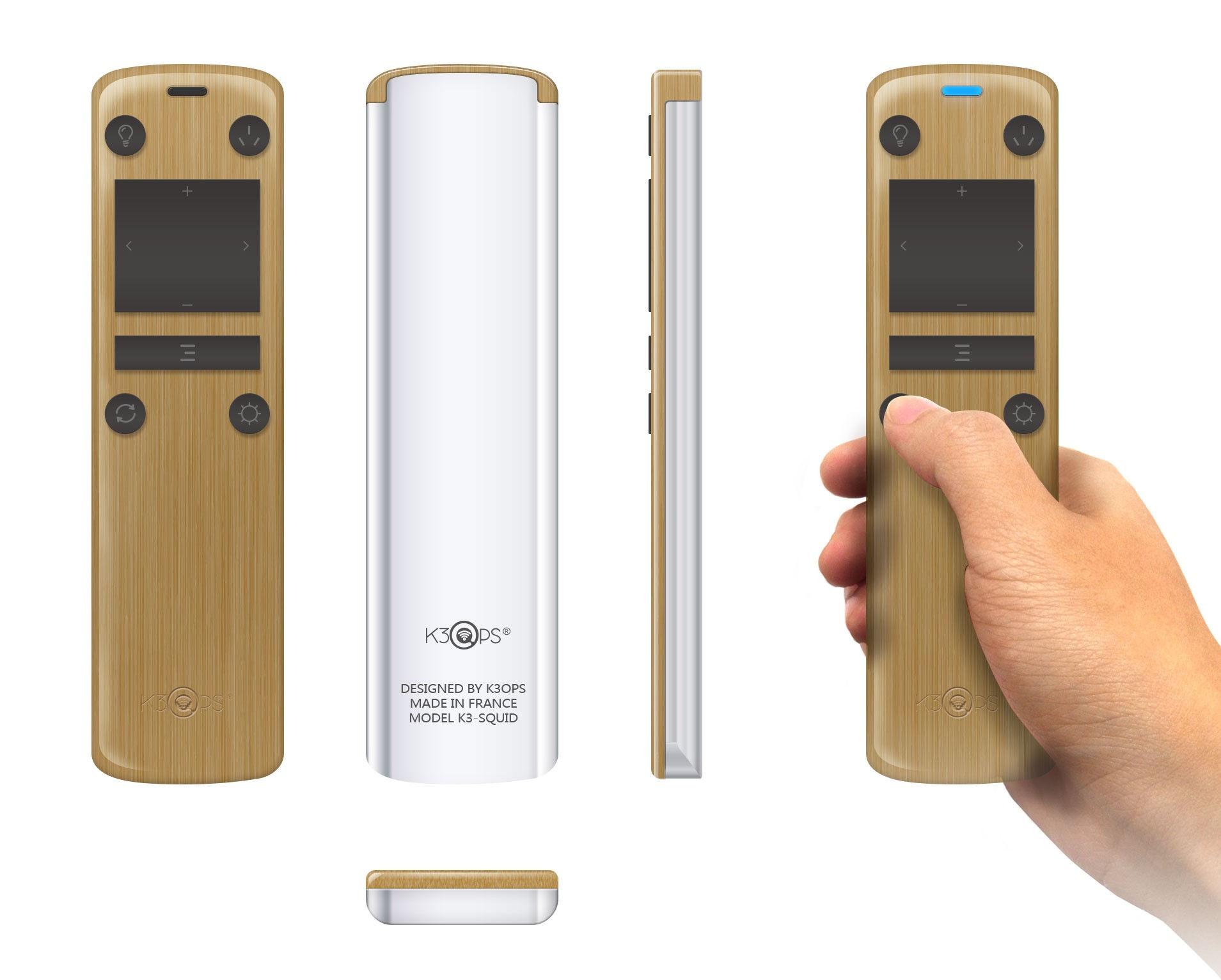 K3OPs telecommande