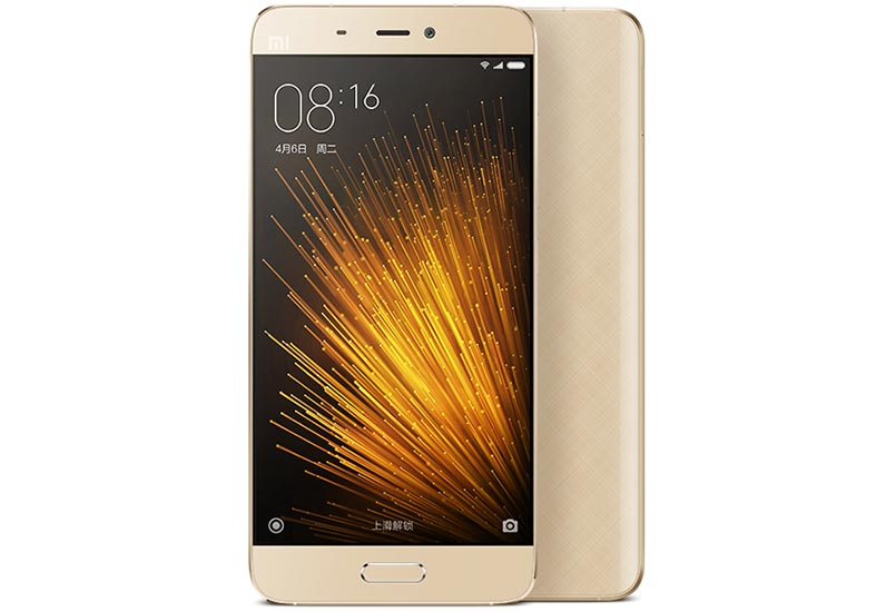 Xiaomi Mi 5 Gold color variant launched in China