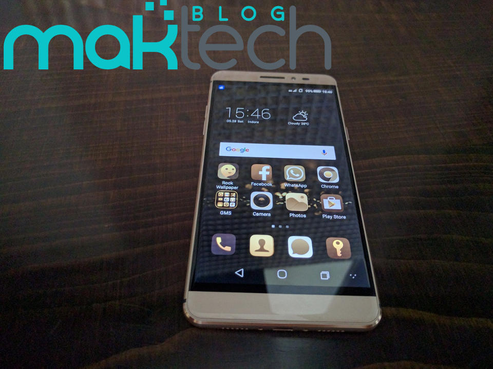 Coolpad Max : Unboxing, Hands on and First Impressions