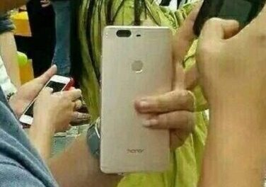 Huawei Honor V8 with Dual Camera live images leaked ahead of 10 May launch