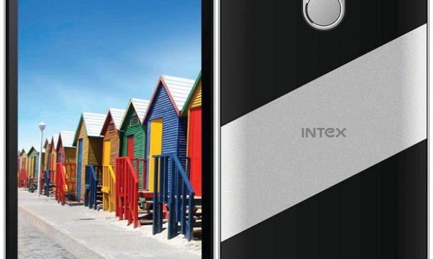 Intex Cloud String HD with VoLTE, Fingerprint sensor launched at Rs. 5,599